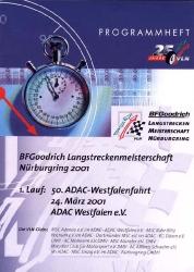 24.03.2001 - Nürburgring