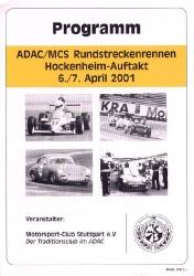 07.04.2001 - Hockenheim