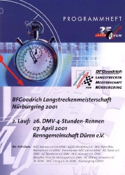 07.04.2001 - Nürburgring
