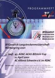 21.04.2001 - Nürburgring