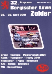 29.04.2001 - Zolder