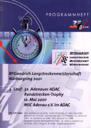 12.05.2001 - Nürburgring
