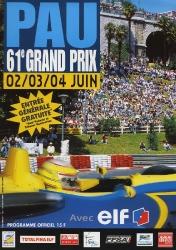 04.06.2001 - Pau