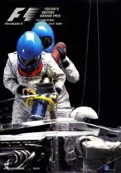15.07.2001 - Silverstone