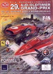 12.08.2001 - Nürburgring