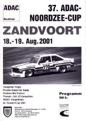19.08.2001 - Zandvoort