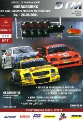26.08.2001 - Nürburgring