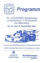 16.09.2001 - Eichenbühl