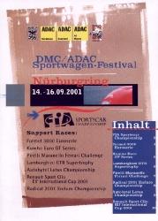 16.09.2001 - Nürburgring