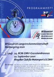 22.09.2001 - Nürburgring