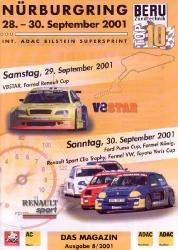 30.09.2001 - Nürburgring