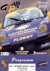 07.10.2001 - Monza