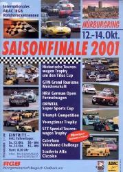 14.10.2001 - Nürburgring