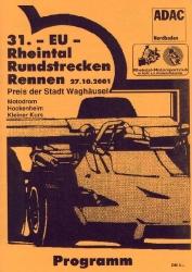 27.10.2001 - Hockenheim