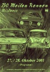 28.10.2001 - Nürburgring