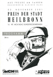 03.11.2001 - Hockenheim