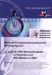 17.11.2001 - Nürburgring