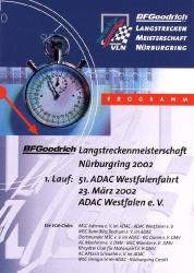 23.03.2002 - Nürburgring