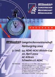 20.04.2002 - Nürburgring