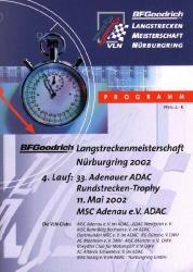 11.05.2002 - Nürburgring