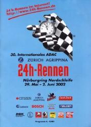02.06.2002 - Nürburgring