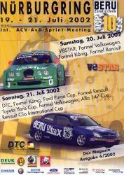 21.07.2002 - Nürburgring