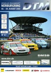 04.08.2002 - Nürburgring