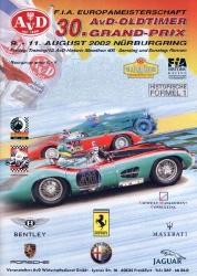 11.08.2002 - Nürburgring