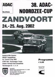 25.08.2002 - Zandvoort