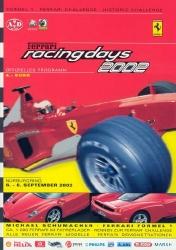 08.09.2002 - Nürburgring