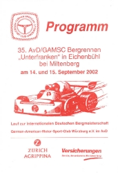 15.09.2002 - Eichenbühl