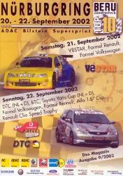 22.09.2002 - Nürburgring