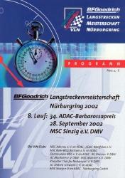 28.09.2002 - Nürburgring
