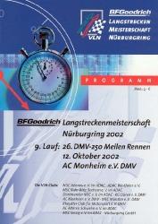 12.10.2002 - Nürburgring