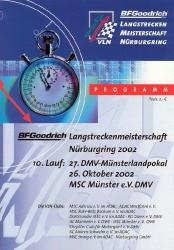 26.10.2002 - Nürburgring