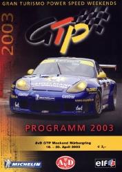 20.04.2003 - Nürburgring