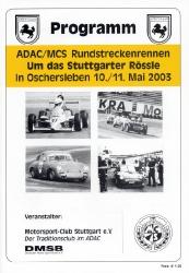 11.05.2003 - Oschersleben