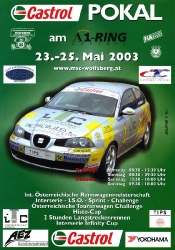 25.05.2003 - A1-Ring