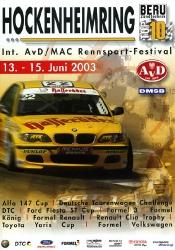 15.06.2003 - Hockenheim