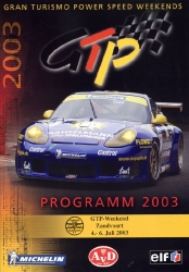 06.07.2003 - Zandvoort