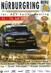 13.07.2003 - Nürburgring