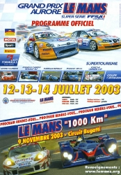 14.07.2003 - Le Mans