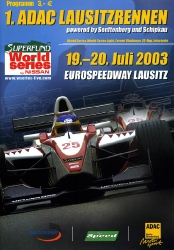 20.07.2003 - EuroSpeedway