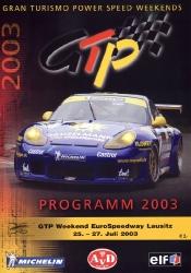 27.07.2003 - EuroSpeedway