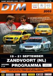 21.09.2003 - Zandvoort