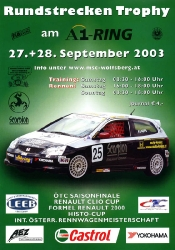 28.09.2003 - A1-Ring
