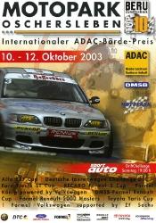 12.10.2003 - Oschersleben