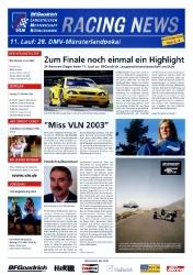 25.10.2003 - Nürburgring
