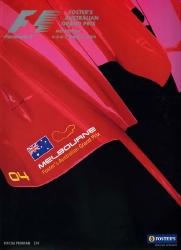 07.03.2004 - Melbourne