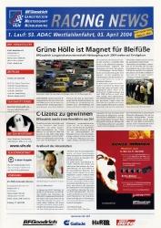 03.04.2004 - Nürburgring